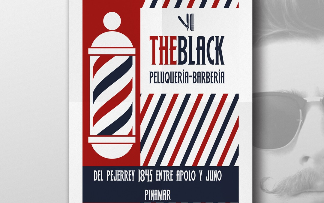 the black barbería