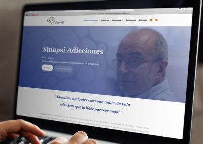 Proyecto Sinapsi Adicciones